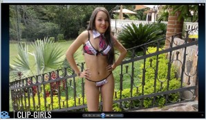 Exotic Dreamgirls - Mellany Video 1