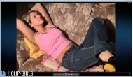 Jeanine Video 1 - Sexy Jeans Babe