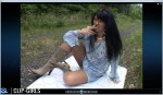 Nicole Video 2 - Smoking In The Wood