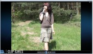 Mandy Video 2 - Smoking On The Meadow