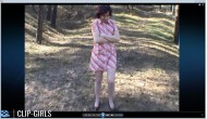 Jenny Video 3 - Rauchen Im Jeanskleid