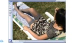 Jenny Video 7 - Smoking In Mini Dress And Stockings