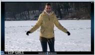 Janina Video 95 - Ice Skating