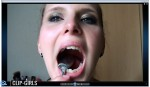 Janina Video 120 - Spoon And Open Mouth 2