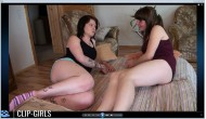 Eileen & Franziska Video 2 - Fighting And Tickling