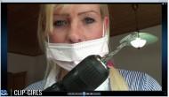 Jacqueline Video 57 - Zahnarztbesuch Ego-Perspektive