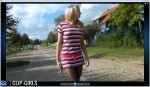 Vanessa Video 106 - Smoking In Mini Dress And Tights