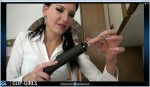Lucia Video 4 - Punishment For Secret Smoking
