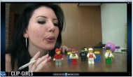 Lucia Video 10 - LEGO Toy Ridicule
