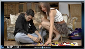 Anny Video 9 - LEGO Sissy And Nasty Girl