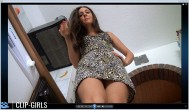 Annika Video 56 - Ruthless Giantess And Tiny Man