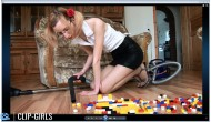 Marlen Video 7 - LEGO Vacuuming 2