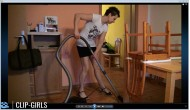Simone Video 52 - Vacuuming The Whole Flat