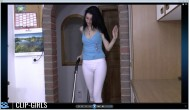 Lucia Video 16 - Kitchen Vacuuming