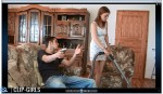 Anny Video 26 - Vacuuming Trouble 2