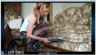 Marlen Video 9 - Philips Vacuuming In Miniskirt
