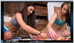 Ester & Vanessa Video 2 - Vacuuming LEGO And Hair