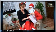 Anny Video 38 - Shabby Gift - Santa Claus Ripped Off