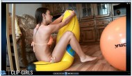 Ester Video 90 - Three Inflatable Items