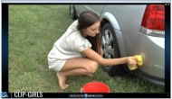 Ester Video 103 - Barefoot Car Wash