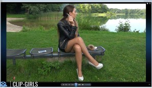 Ester Video 130 - Smoking At The Lake 3