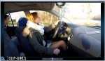 Anny Video 76 - Car Driving With Anny 5 - Front Passenger View