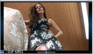 Annika Video 135 - Giantess Lessons - The Pain Test