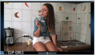 Ester Video 143 - Smoking In The Kitchen