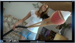 Vanessa Video 229 - Vacuuming Thongs And Balloons With Kaercher