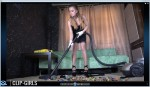 Sophie Video 5 - Vacuuming LEGO, Socks And Latex Gloves