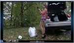 Mariana Video 5 - Waste Disposal, Revving And Smoking