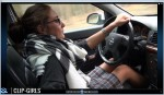 Ester Video 159 - Car Driving With Ester 14