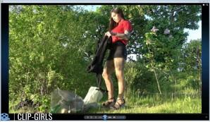 Elena Video 4 - The Dump At The Village Pond