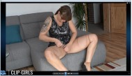Michaela Video 64 - My Torn Pantyhose